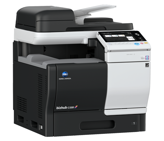 Konica Minolta Bizhub Printing Series   Copidata Inc