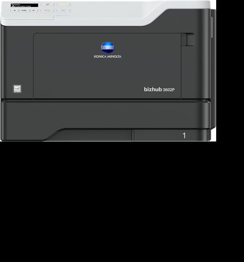 Konica Minolta Bizhub Printing Series | Copidata Inc